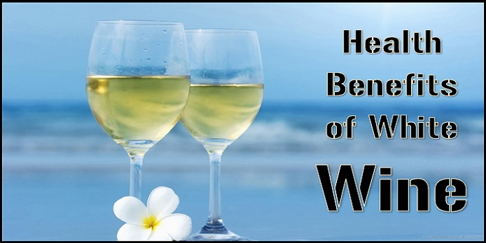 Health Benefits of White Wine