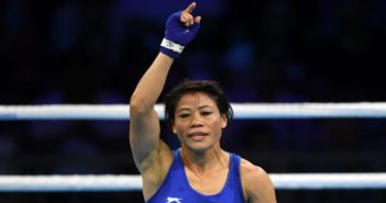 First Indian Woman Boxer to Win Gold at CWG
