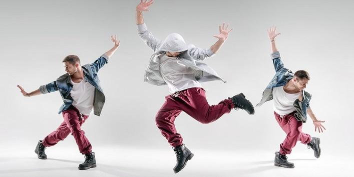 Try dancing