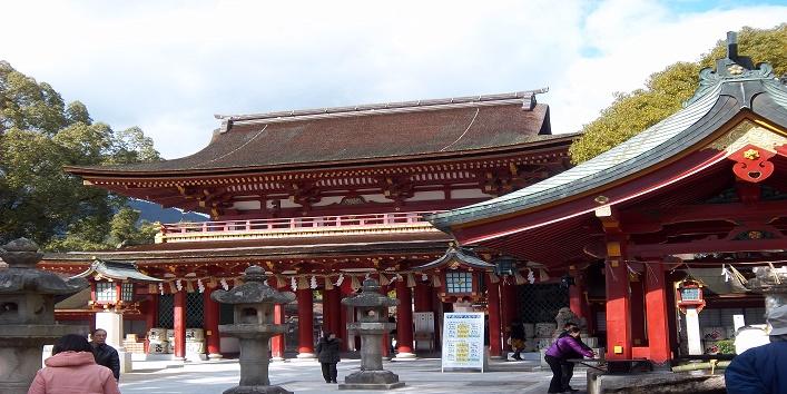 Buddhist temple of Japan