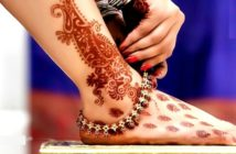 Bridal Mehendi Designs for Your Feet