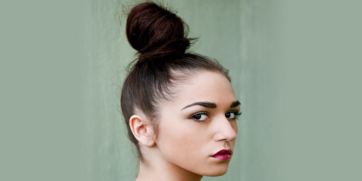 High top knot