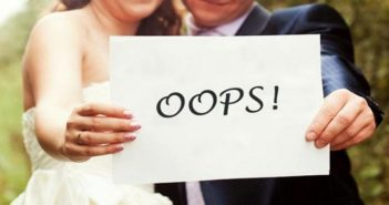 Wedding Photo mistakes