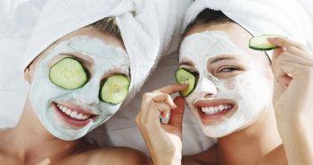 Vegetable face packs