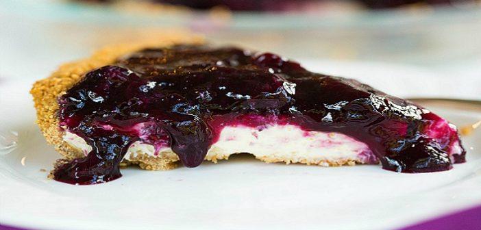 Dessert Special: Try This Simple Berry Cream Pie Recipe