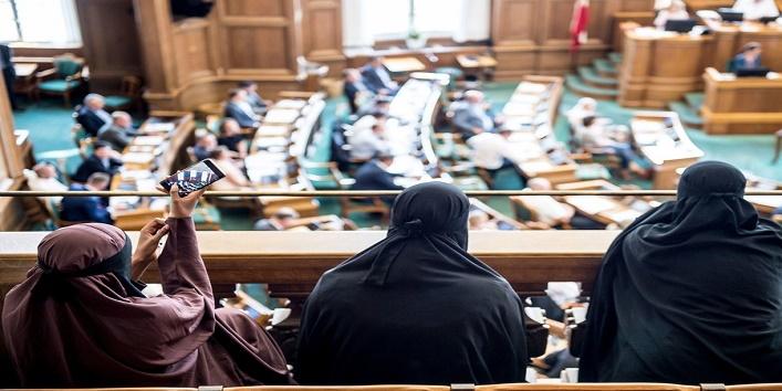 Denmark Bans the Burqa