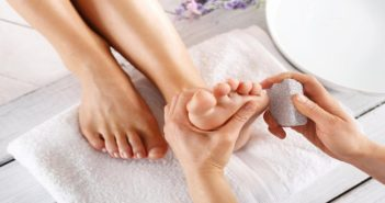 Tips to keep your feet clean