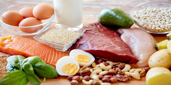 Eat sufficient amount of protein