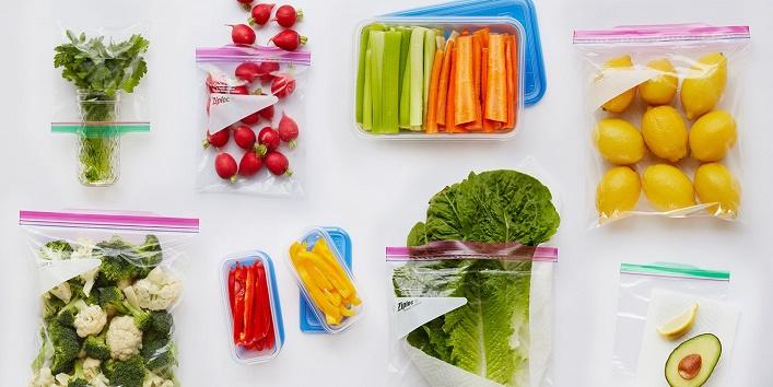 Use airtight plastic bags
