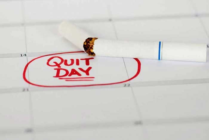 Set a Date to Quit