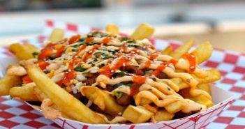 Cheesy French Fries Recipe