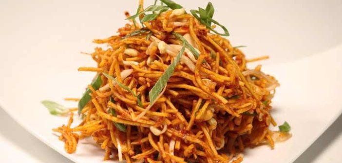 Easy-To-Make Chinese Bhel Recipe