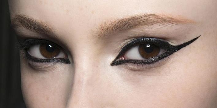Avoid liquid eyeliners