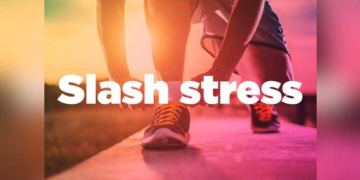 Slash Stress By Walking!