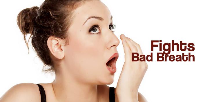 Fights Bad Breath