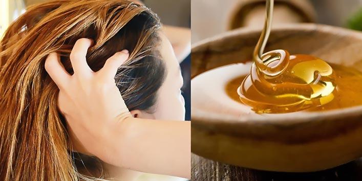 Honey Hair Spa Treatment
