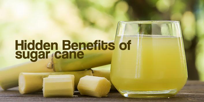 11 Hidden benefits of sugarcane