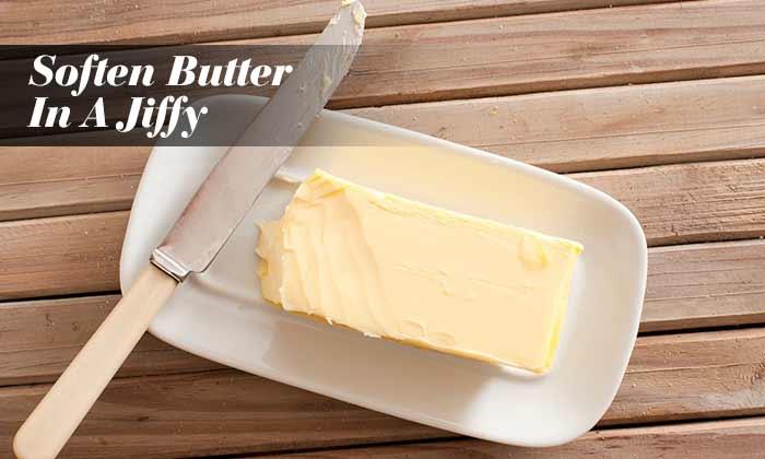 Soften Butter In A Jiffy