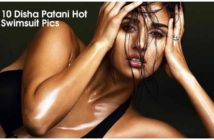 10 Disha Patani Hot Swimsuit Pics