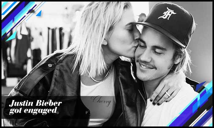 Justin Bieber Got Engaged