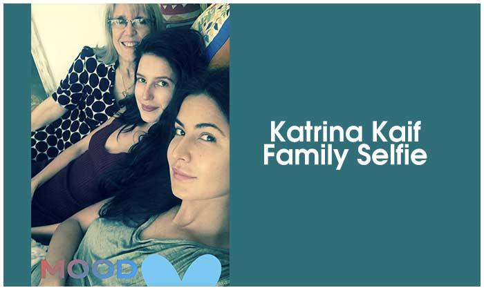 Katrina Kaif Family Selfie