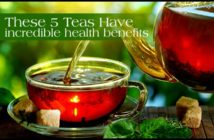 These 5 Teas Have Incredible Health Benefits