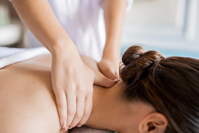 Massage-the-neck