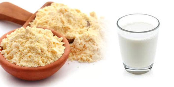 Gram-Flour-And-Milk