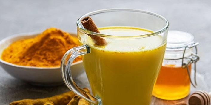 Haldi-tea