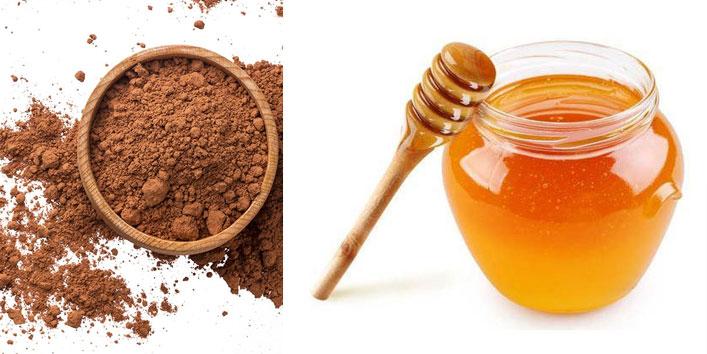 Cocoa-Powder-and-Honey