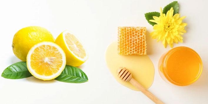 Lemon-and-honey-face-pack-for-fairness
