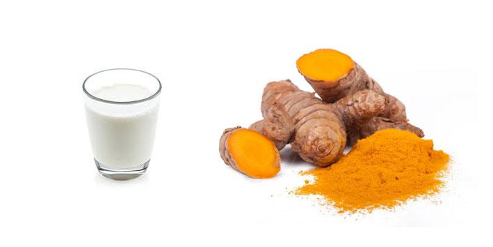 Milk-&-Turmeric