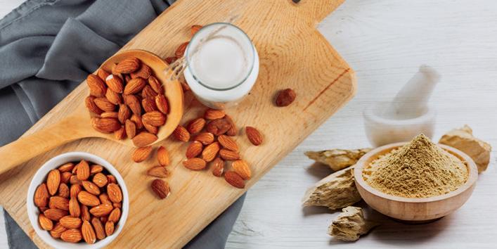 Almond-Milk-and-Multani-Mitti-Face-Pack