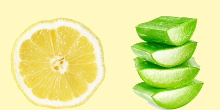 Lemon-and-Aloe-Vera