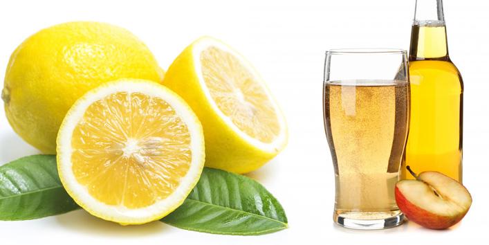 Lemon-and-Apple-Cider-Vinegar