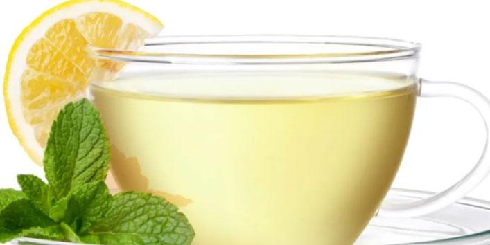 Lemon-and-Green-Tea