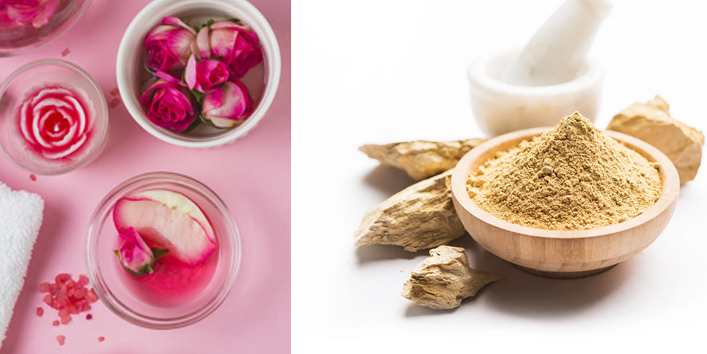 Rose-Water-and-Multani-Mitti-Face-Pack