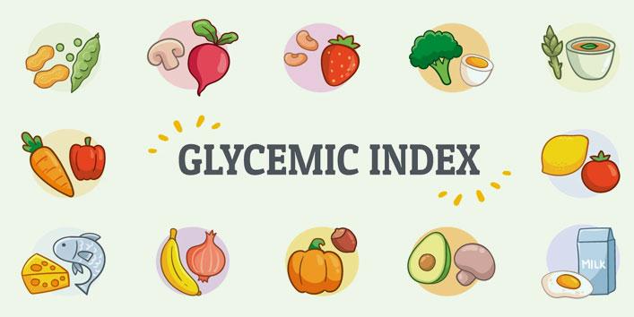 Low-glycemic-index