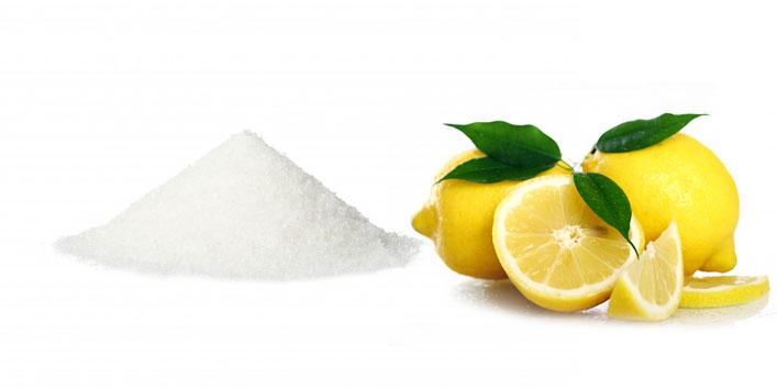 Sugar-and-lemon-juice